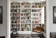 Library / Library, Books, Bookshelves, Reading, Book Organization