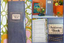 Books - Address, Diary, Phone