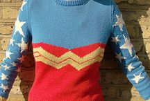 Wonder Woman / by Aimee' Dolehanty