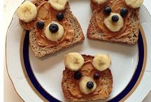 Breakfast ideas / Fun and inspiring breakfasts for children