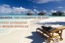 Gestión Profesional de Redes Sociales / En ilimarketing nos encargamos de desarrollar y gestionar profesionalmente las redes sociales de tu organización por ti, para que no tengas que preocuparte por nada.
