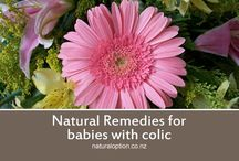 Babies Health / Natural Remedies for health problems affecting babies