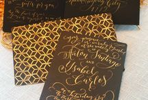 DESIGN | calligraphy / by Heather Price