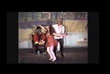 """1987 Ballet East """"Nutcracker"""""""