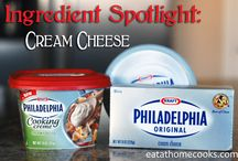 Recipes {cream cheese} / Recipes that use cream cheese. / by Eat at Home