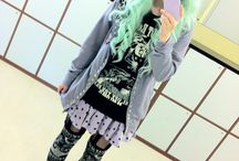 kawaii style clothes