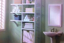 Proyectos para baños / Muebles para baño