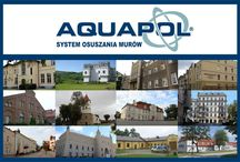 AQUAPOL - osuszanie murów / Dbamy o budynki od 10 lat - www.aquapol.pl