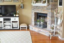 Austin living room