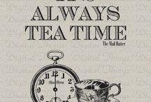 Tea Party Qhotes