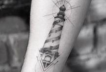 Tatouages de phare