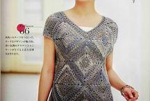 motif ten bluz modeli