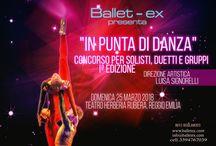 Eventi danza Ballet-ex 2018