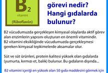 vitaminler&mineraller
