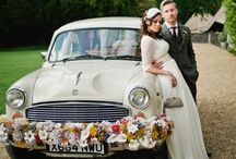 Unique Wedding Cars