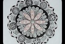 Mandala ideas / by Barbara Halbig