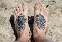 Tattoos / by Amy Goodwin