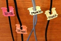 Organization Solutions / Keep your family organized with these helpful housekeeping tips.