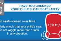 Car Seat Safety / Tips, tricks and great products for car seat safety.