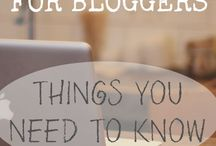 Blogging tips / Blogging hints and tips