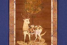 deer mandala