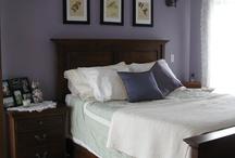 Bedrooms I Desire / Romantic, relaxing, purples/blues