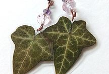 Real Flower Jewelry / Unique real flower jewelry, totally handmade using nature's beauty turned into spectacular accessories to make you one of a kind!  http://www.etsy.com/shop/FlowerPoems
