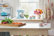 Farmhouse Kitchens Inspiration