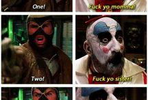 Horror movies / by Leanne Jimolka