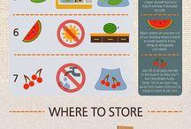 Store veggies