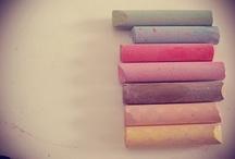 Pastel Colors/Colores Pastel