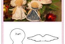 látkové panenky