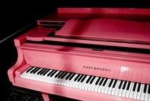 piano / by Deanna Bentley