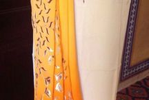 got a work kurta and dupatta