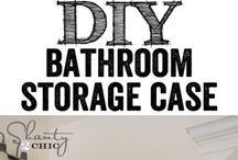 Αποθηκευτικοί χώροι μπάνιου