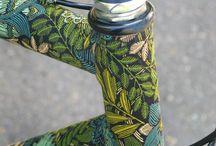 Custom bicycle frame