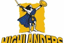 RUGBY - THE HIGHLANDERS