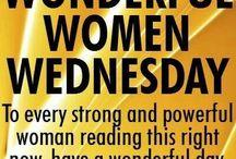 Wonder Women Wednesday