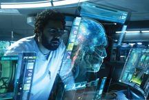 Scene . tech , science & medicine / Characters / actors and scenes for tech, science or medicine - personnages / acteurs, scènes : science, tehcnologie, ou médecine| Writing & Cinema inspiration |
