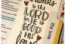 Bible study inspiration