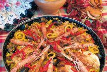 Spain: Food & Drink