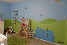 Kids room church