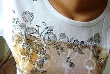 Malerei auf Textilien