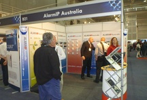 Stands at Security 2011
