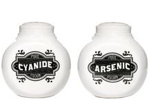 Cool Shakers / Salt and pepper shakers of all kinds!