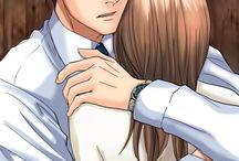 オタク / Death note, Free!, Yaoi, Sekaiichi Hatsukoi, Junjou Romantica, Mangas, Games, crossovers and all the kawaii stuff