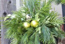 Weihnachten Grün