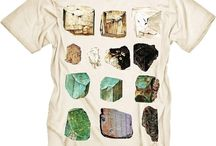 Sciart T-shirts / Sciart biology illustrations on t-shirts
