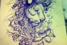 Inspiration / Art tatoo