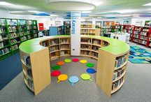 School - Library Layouts